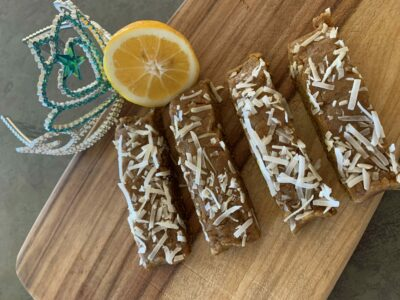 Get in the Flow Slice – February Recipe