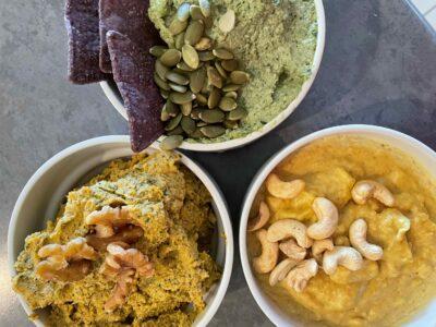 Dip into autumn for good gut health